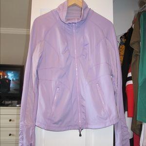 Light purple Zella Workout Jacket